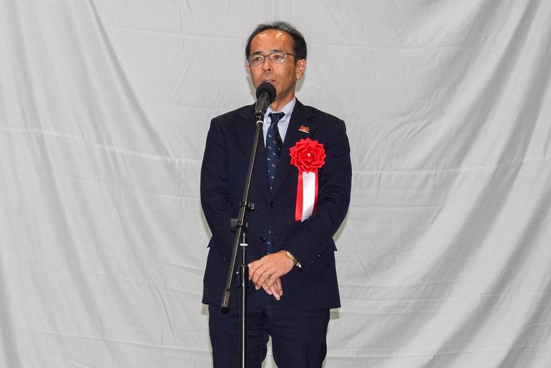 一般財団法人沖縄観光コンベンションビューロー 会長 下地芳郎氏