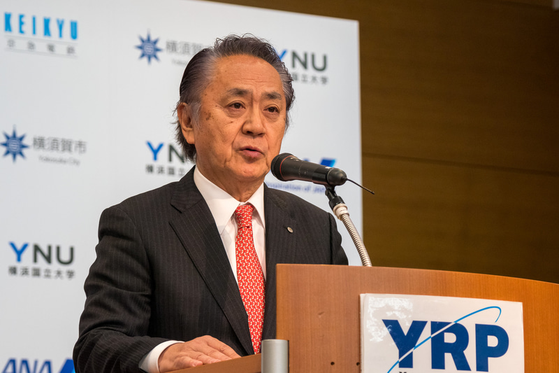 横須賀市長 上地克明氏