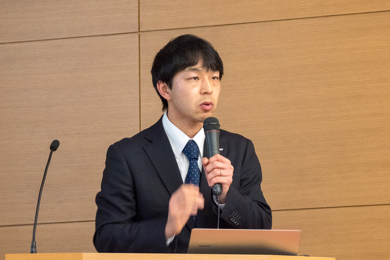全日本空輸株式会社 MaaS推進部 大澤信陽氏