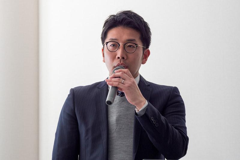 株式会社豊田自動織機 トヨタL&Fカンパニー R&Dセンター 製品企画部 鈴木航大氏