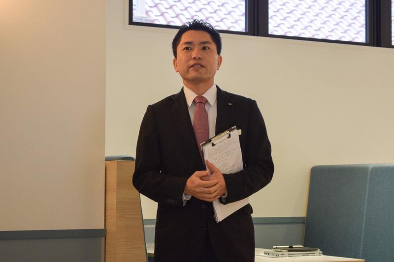 株式会社ベッセルホテル開発 代表取締役社長 瀬尾吉郎氏