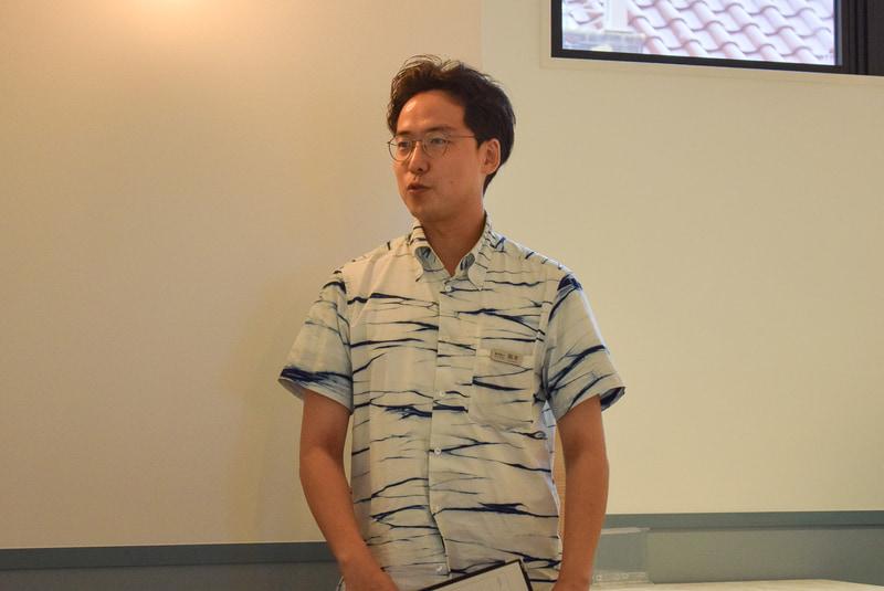 レクー沖縄北谷スパ&リゾート 総支配人 阪本孝俊氏