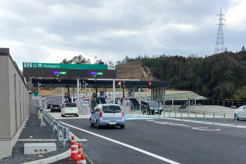 NEXCO中日本と国土交通省 中部地方整備局は、3月20日15時に東海環状道(C3)関広見IC~山県ICを開通した