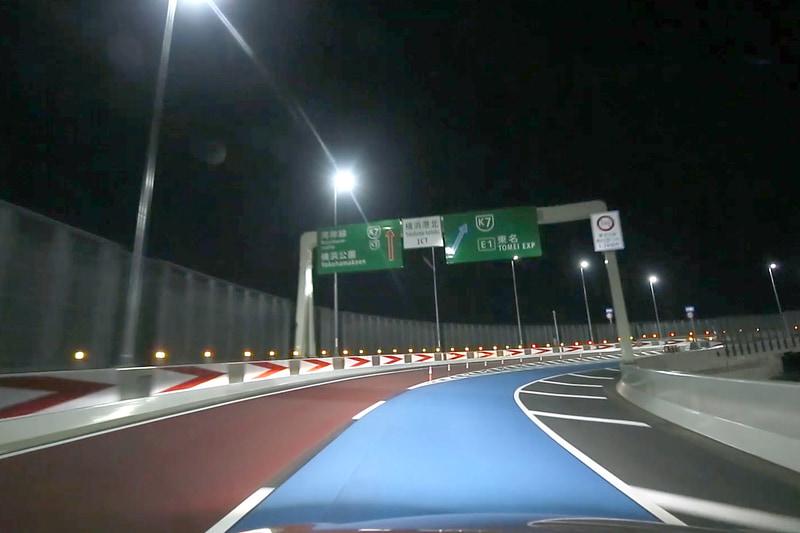 3月22日16時に首都高 神奈川7号横浜北西線(K7)が開通。さっそく走ってみた