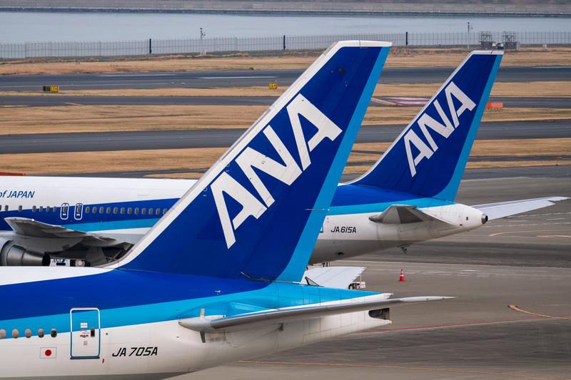 ANAは4月24日までの国際線運航計画を発表した