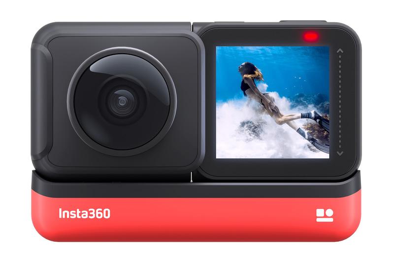 アスクは360度撮影可能なアクションカム「Insta360 ONE R 360 Edition」を発売する