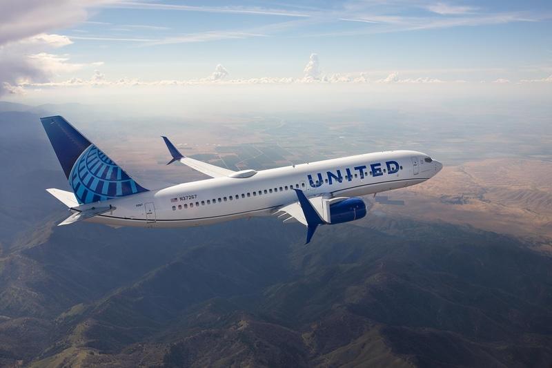 ユナイテッド航空は新型コロナウイルスの影響に伴う日本発着便の減便運航を延長