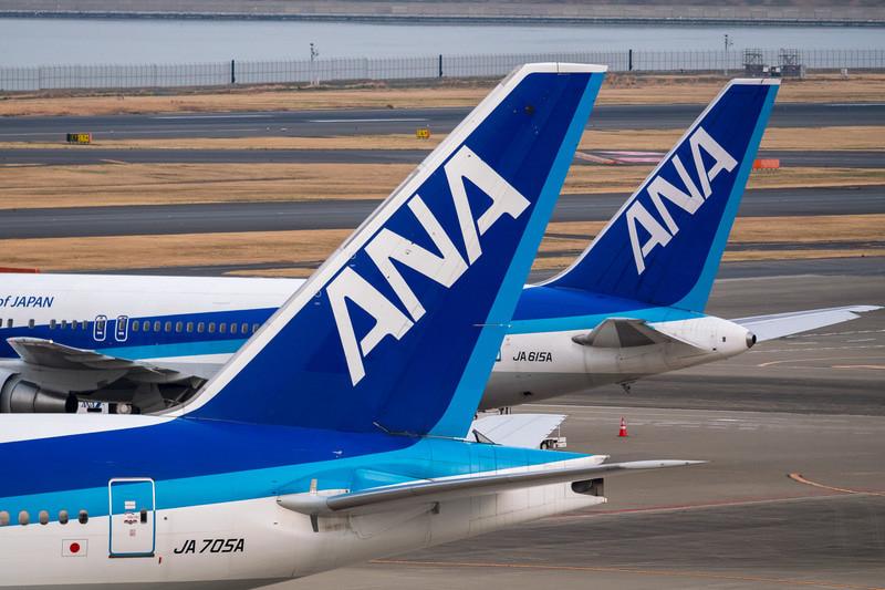 ANAは国内線で追加減便を発表
