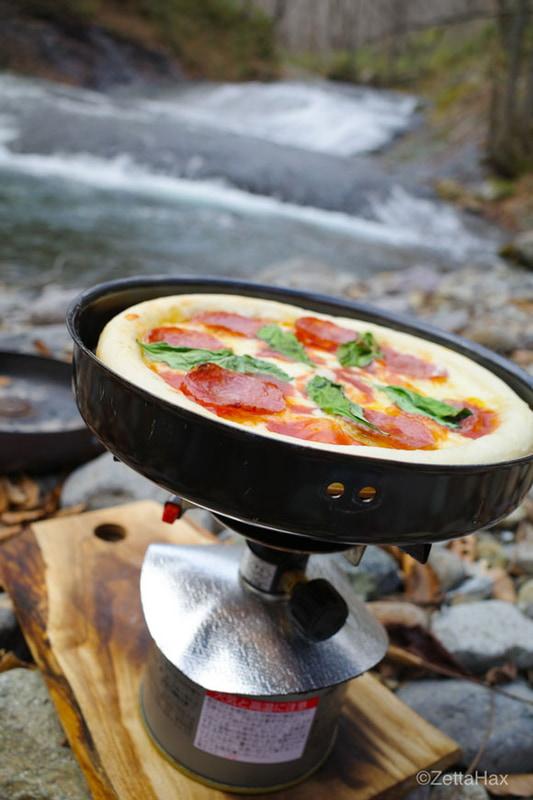 ピザ以外にもクロワッサンやグラタン、焼き芋を調理できる