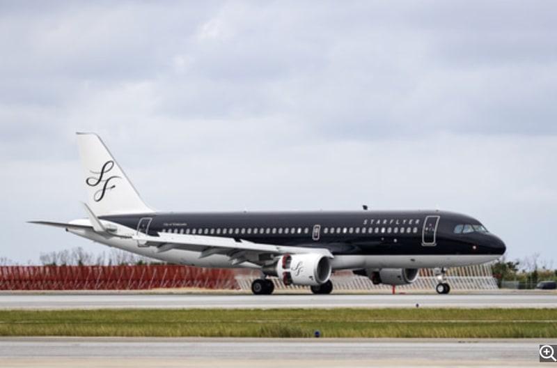 スターフライヤーは6月1日~14日の国内線で減便・運休を実施する