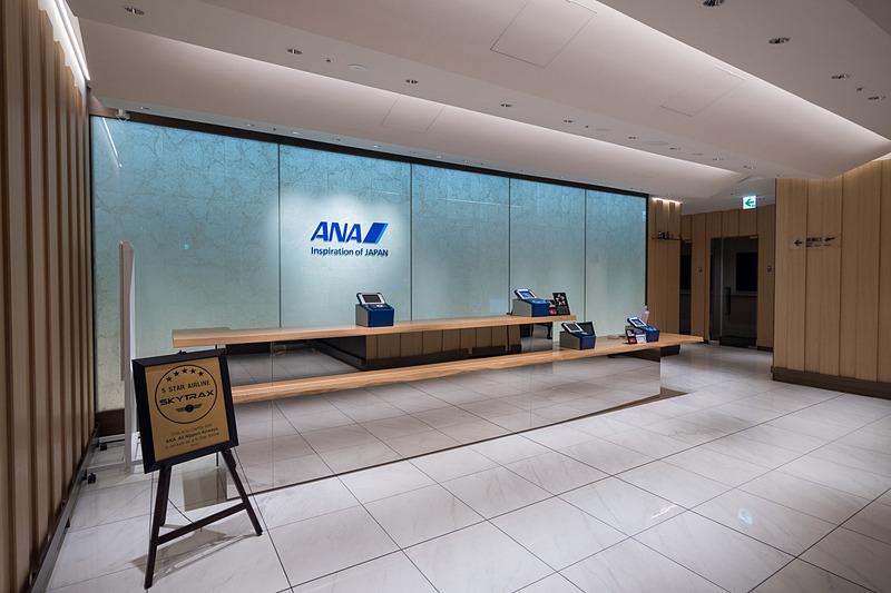 ANAは国内線ANA SUITE LOUNGEを6月1日から再開する