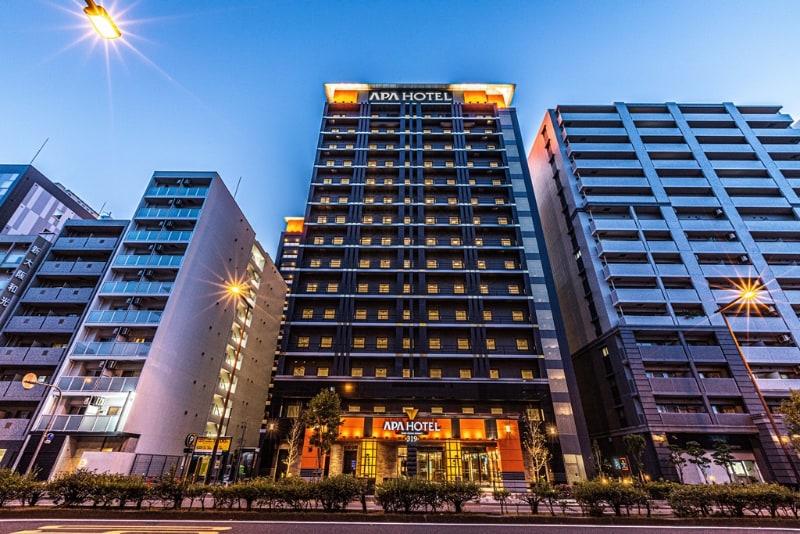 「アパホテル<新大阪駅前>」開業