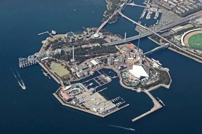 横浜・八景島シーパラダイスは6月1日に営業を再開する
