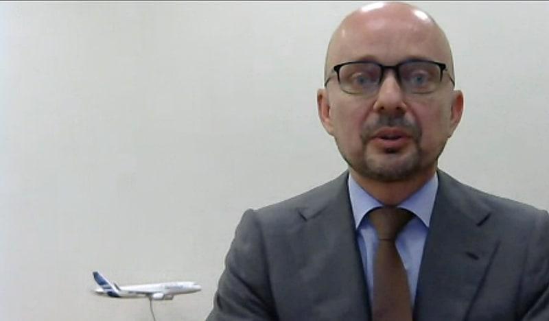 エアバス・ジャパンは同社の新型コロナ対策に関する取り組みについてオンライン説明会を実施した