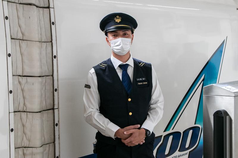 JR東海 東京第二運輸所の薗部氏