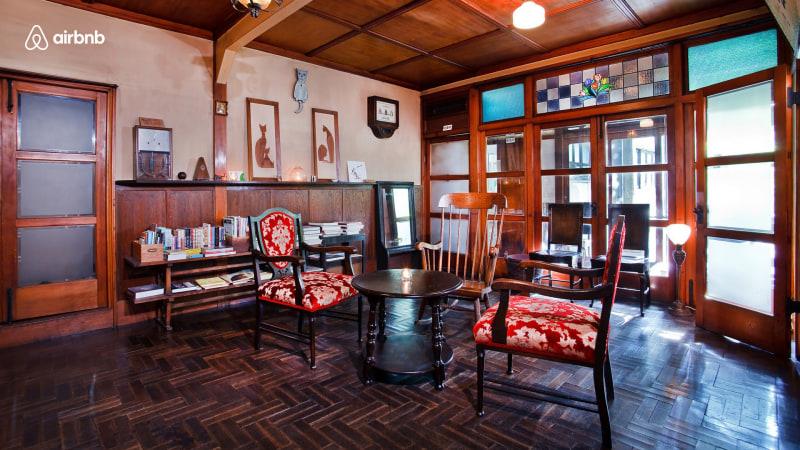 250年の歴史をもつエレガントモダンな一室(京都・京都)