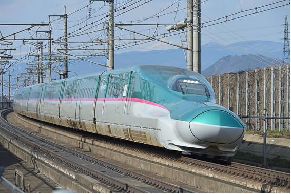 東北・上越・北陸新幹線の全線で携帯電話サービスが利用可能になる