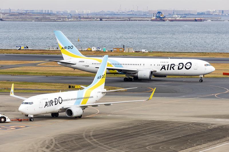 AIR DOは7月の減便計画を発表した