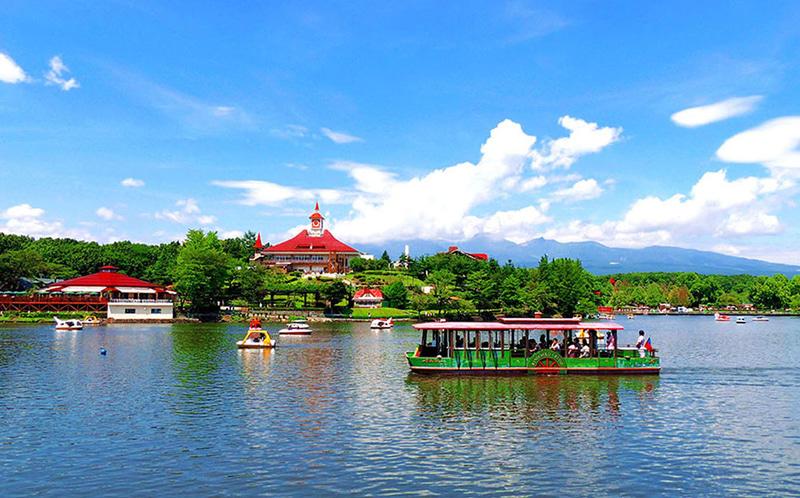 那須興業は「那須りんどう湖レイクビュー」の施設名を「那須高原りんどう湖ファミリー牧場」に変更する