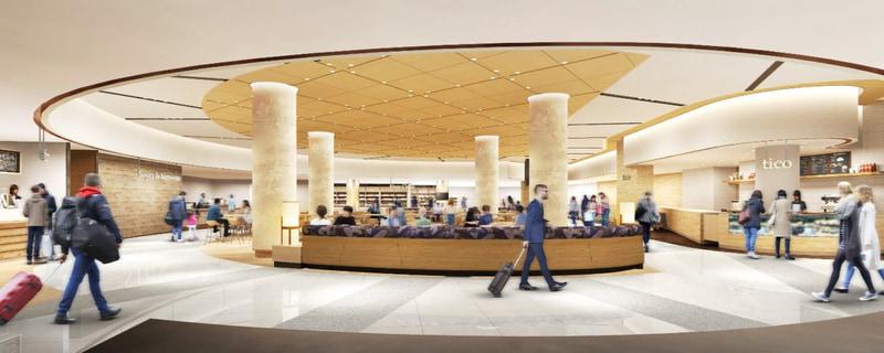 関西エアポートは伊丹空港のグランドオープン日を8月5日に決定