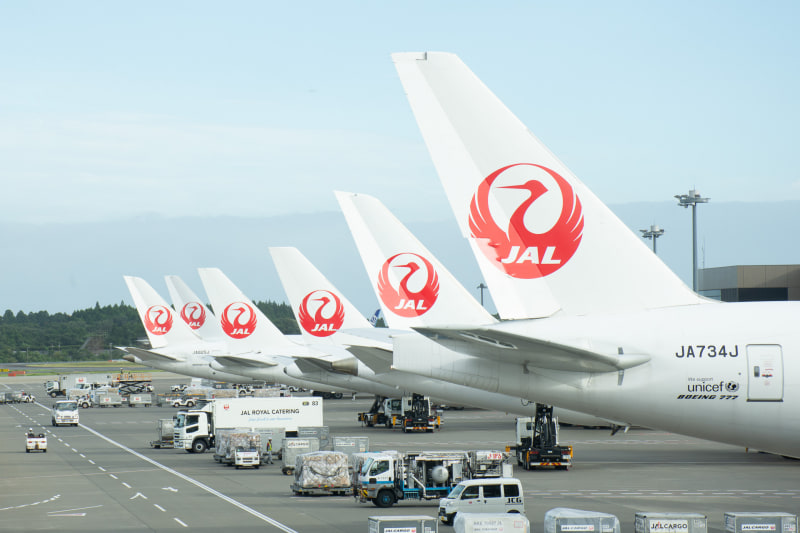 JALは成田~大連線と成田~シンガポール線を増便する