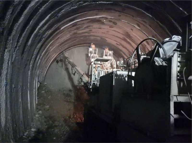 北陸新幹線 金沢~敦賀区間内の最長トンネル「新北陸トンネル」が7月10日貫通予定