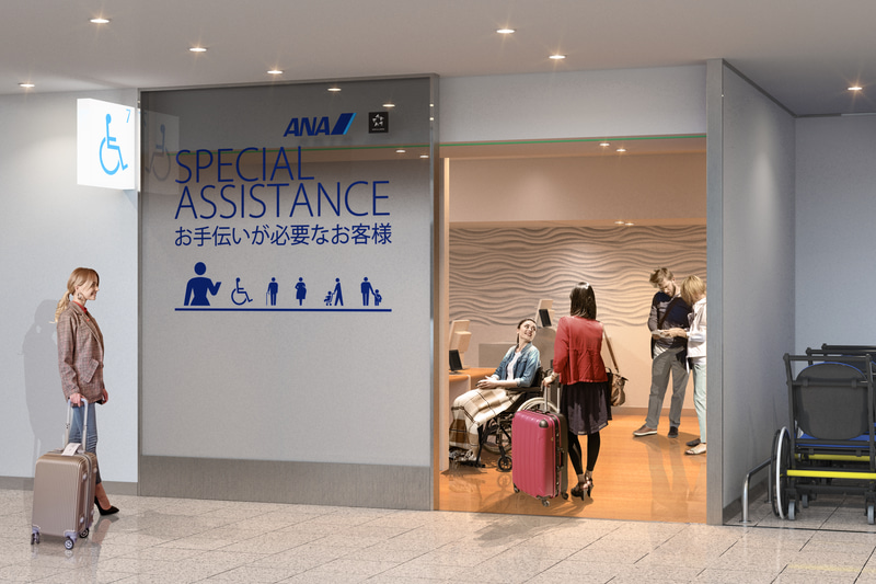 ANA Special Assistance