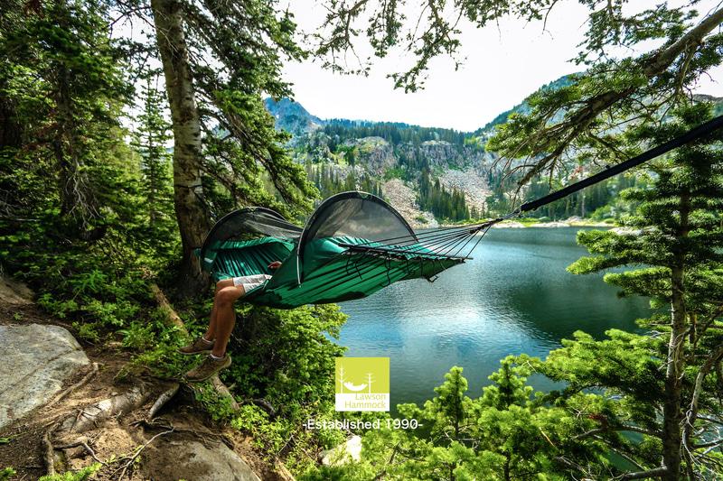 「Blue Ridge Camping Hammock」を日本で発売する