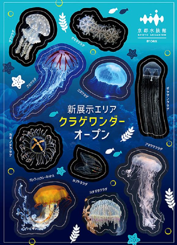 「京都水族館」は15時以降の来館でノベルティをプレゼントしている