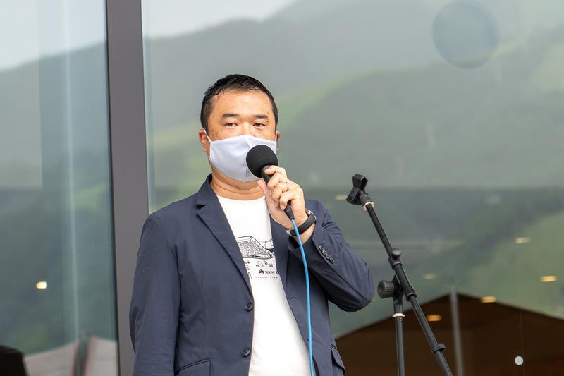白馬観光開発株式会社 代表取締役社長 和田寛氏