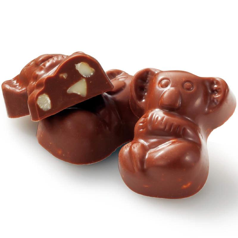 「コアラ マカデミアナッツチョコレートミニ」通常864円が259円