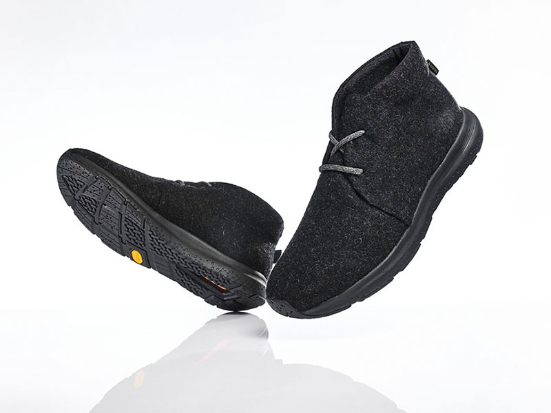 THE NORTH FACEから防水ウールシューズ「Velocity Wool Chukka GORE-TEX Invisible Fit」が発売される
