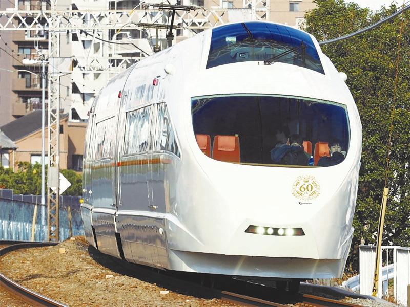 小田急電鉄は「箱根ゴールデンコース60周年応援キャンペーン」を実施する
