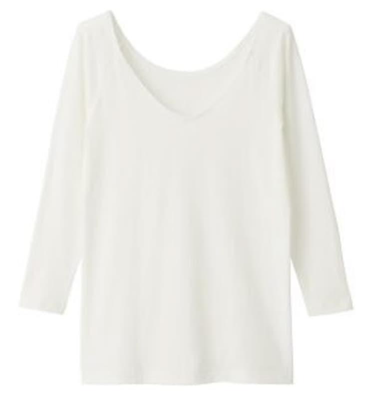 「綿であったかインナーシリーズ(紳士、婦人)」990円→790円(9月8日~)