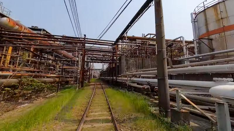 三井化学は炭鉱電車のマニアック動画をYouTubeで公開した