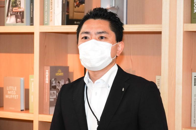 ベッセルホテル開発 代表取締役社長の瀬尾吉郎氏