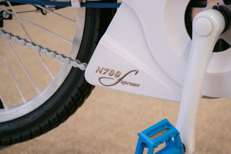 「N700Sデザイン電動自転車」