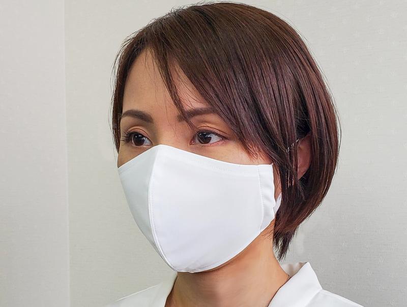 コナカ「ULTRA MOVE 洗える立体マスク」