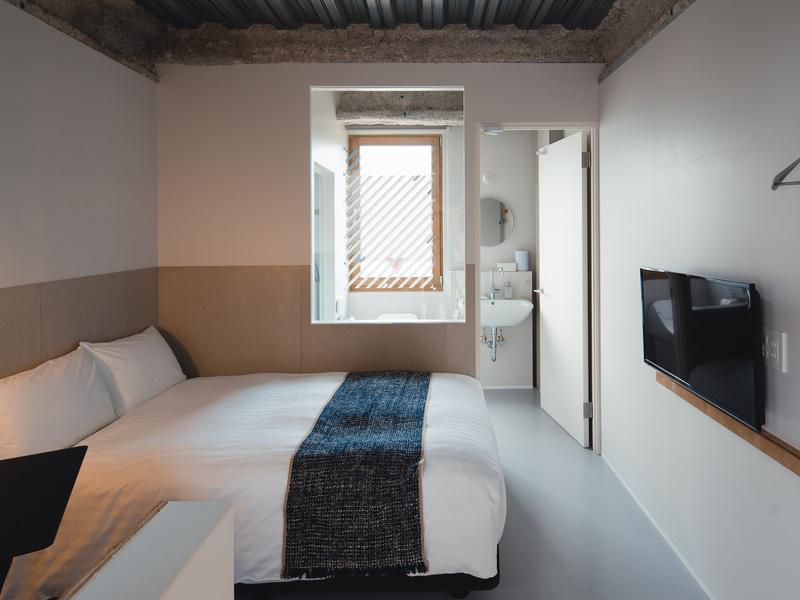 コトブキがライフスタイルホテル「KOTOBUKI HOTEL」を開業した
