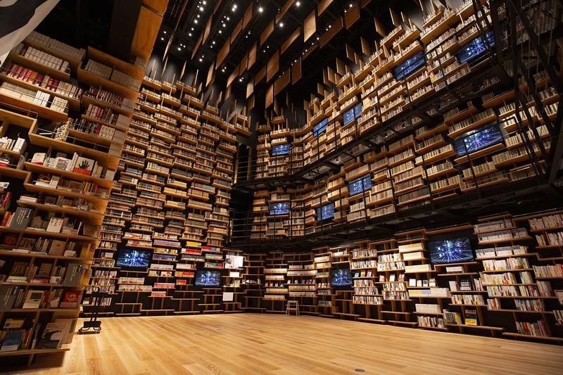 エディットタウンの「本棚劇場」