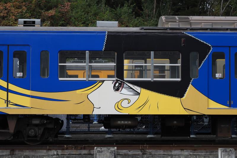 3000系 初代「銀河鉄道999デザイン電車」