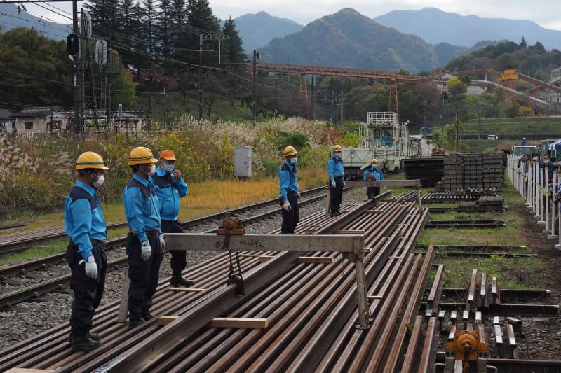 鉄道の安全を支える保線作業は一見地味ながらなかなか興味深い内容