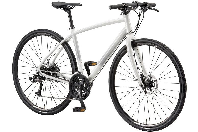 ブリヂストンサイクルは、スポーツバイクブランド「ANCHOR」から、新開発クロスバイク「RL1」を発売する。