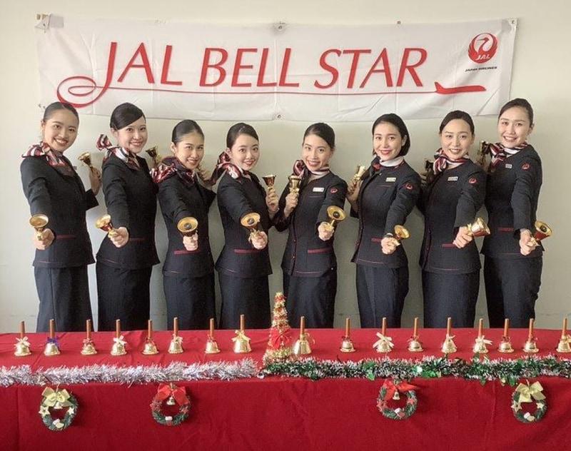 JALはCAによるハンドベル隊「JALベルスター2020」コンサートをライブ配信で実施する