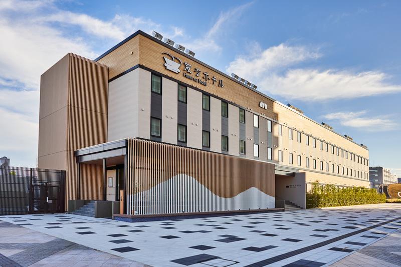 H.I.S.ホテルホールディングスが「変なホテル 小松駅前」を開業する