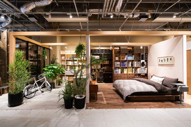 ベッドルームや土間の部屋