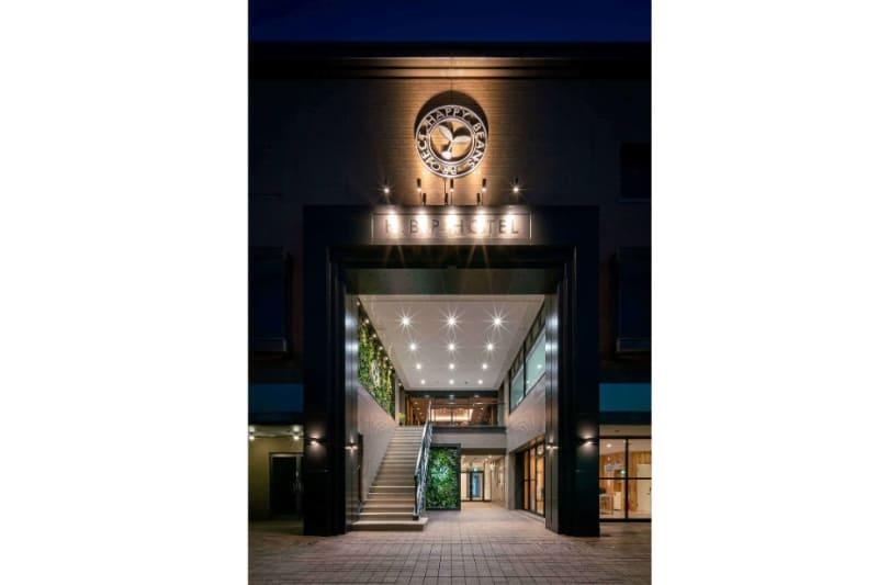 中村工務店は「H.B.P HOTEL」を12月10日に開業する
