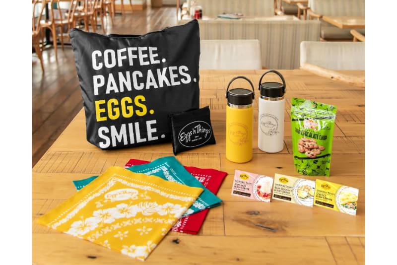 EGGS'N THINGS JAPANは福袋「LUCKY BAG 2021」を発売する