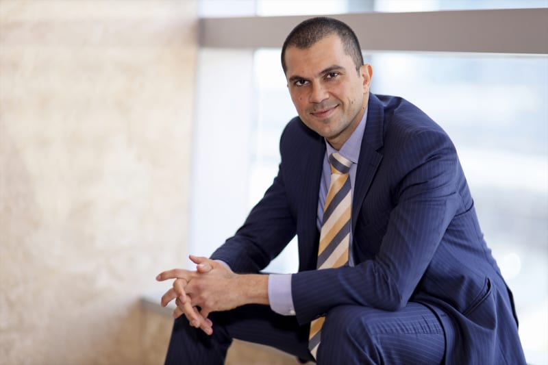 キプロス共和国 観光政務官のサバス・ペルディオス氏
