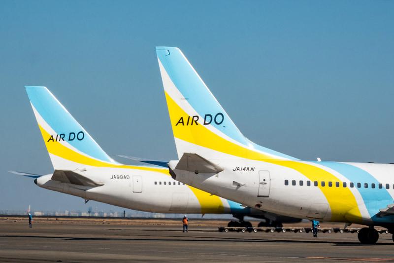 AIR DOは2021年度上期の運航計画を発表した